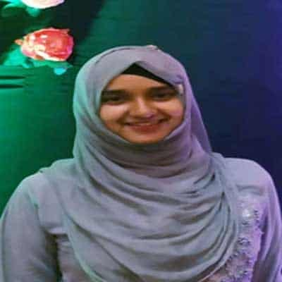 Maisha Islam Web content creator of Digital system